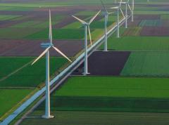 Wielkogabarytowe konstrukcje stalowe - elektrownie wiatrowe