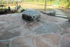 Kamień cięty polny