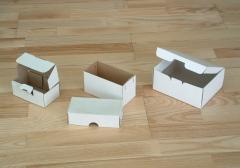 Pudełka do pakowania śrub, gwoździ i innych