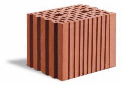 Cegły konstrukcyjne Poroton