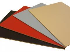 Płyty lakierowane jednobarwne