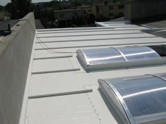 Świetlik dachowy - Naświetla przemysłowe