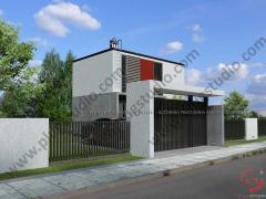 Ps-MN-30-20 ECO gotowy dom jednorodzinny