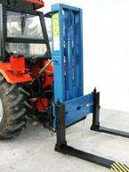 Ładowacz hydrauliczny widłowy PHW-240/T