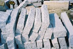 Obrzeża granitowe
