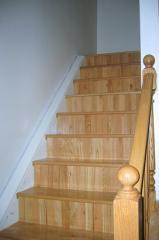 Elementy drewniane do schodów