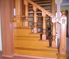 Balustrady schodowe