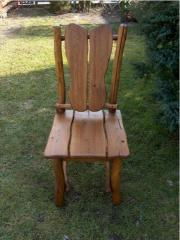 Krzesło pionowe