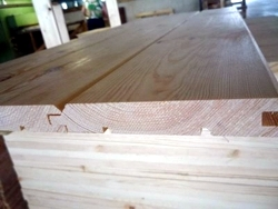 Wooden deal boards