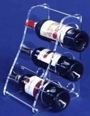 Stojak na wino JAZZ