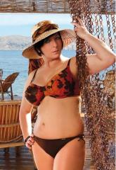 Swimsuits for obese women