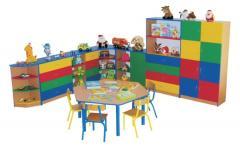 System mebli przedszkolnych Kasia p