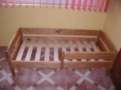 Łóżko dziecięce Hania