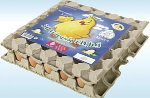 Jaja kurze, możliwość pakowania według zamówienia