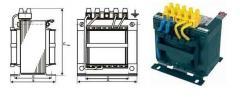 TMM - Transformatory jednofazowe IP00