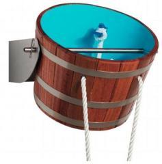 WP-Wiadro prysznicowe-kambala  do sauny