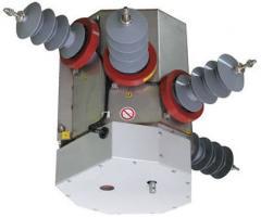 THO, THO/T 24(36) - rozłącznik napowietrzny w izolacji SF6