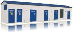 Stacja typu MRw-bS 20/2x630-9