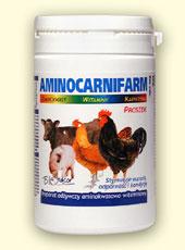 Aminocarnifarm - preparat odżywczy stymulujący