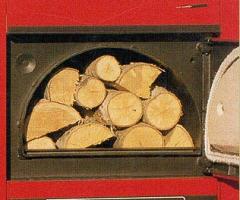 Wysokiej jakości brykiet drzewny do kominków,