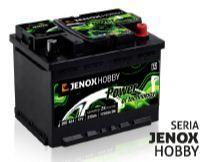 Akumulatory serii JENOX Hobby