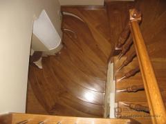 Schody drewniane