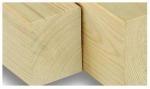 KVH Konstrukcyjne drewno lite/klejone