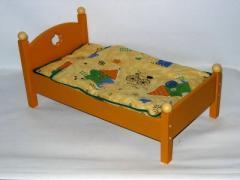 Łóżeczka dla lalek