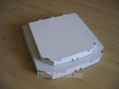 Karton pudełko pizza 400x400x40mm