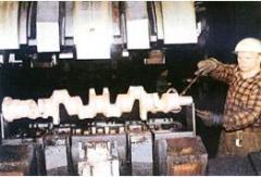 Odkuwki ze stali konstrukcyjnych węglowych