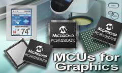 Mikrokontrolery PIC24F do aplikacji graficznych w