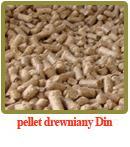 Pellet drewniany Din