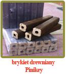 Brykiet drewniany Pini Key