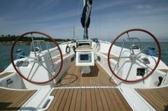 Components and spare parts for yachts