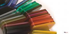 Clipboard przeźroczysty akrylowy