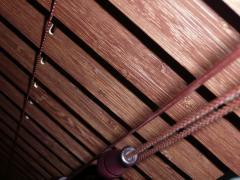 Żaluzje poziome bambus System Standard 25/50 mm