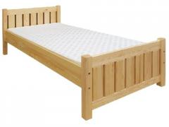 Łóżko sosnowe Kacper 100