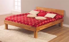 Łóżko 160 bukowe woskowane RAFAEL