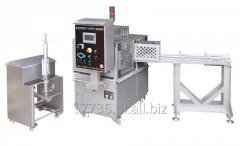 Ice-cream packing machinery and equipment