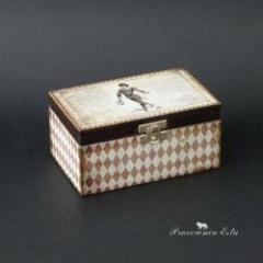 Pudełko - Diamond Arlequin