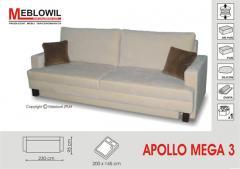 Kanapa Apollo Mega 3