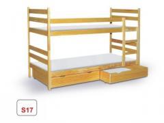 Łóżka dwupiątrowe