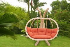 Fotel wiszący 2-osobowy