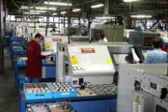 Produkcja komponentów elektrotechnicznych na zamowienie klienta.