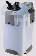 Kubełkowe filtry ze sterylizującą lampą UV serii