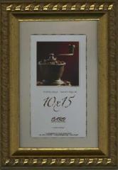 Ramka 118-D888 (złoty)