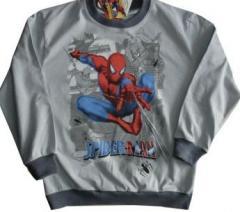 Szara bluzka SpiderMan