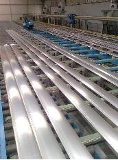 Profile ze stopów aluminium