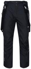 Spodnie męskie narciarskie SPMN120 – czarne