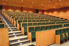 Fotele audytoryjne Opera